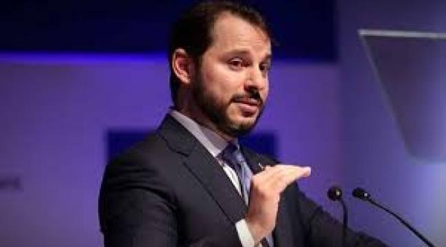 Hazine Bakanı Berat Albayrak Toplum'daki kuşkuyu kaldırmalıdır.