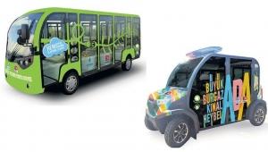 İmamoğlu'nun Adalar elektrikli araçlar projesi Eksiklikler nedeni ile reddedildi.