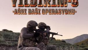 """""""3. AĞRI DAĞI"""" Operasyonu başlatılmıştır."""