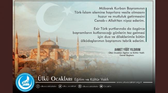 Ahmet Yiğit Yıldırım Diyorki;