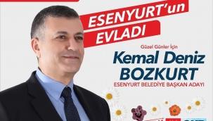 Esenyurt Belediye Başkanı Bozkurt 'a Covitli Çıktı.