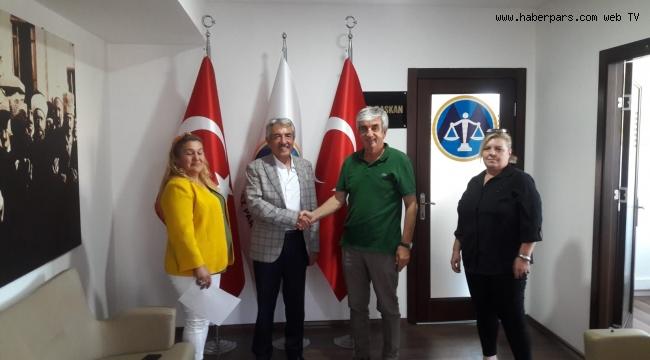 Hüsnü Döğer Merkez Parti Teşkilat Başkanı.