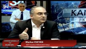 Bir Ermeni Vatandaşımız Olan Markar Eseyan'ı Kaybettik.