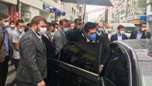 İYİ ler Bayrampaşa'da Bir Gövde Gösterisi Yaptı-ki;