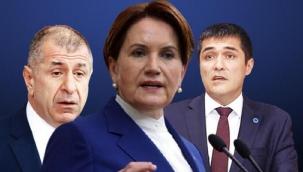 İYİ Partili İl Başkanları Kazan Kaldırdı.