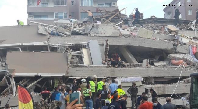İzmir İçin Deprem Uyarısı Önceden Yapılmıştı...