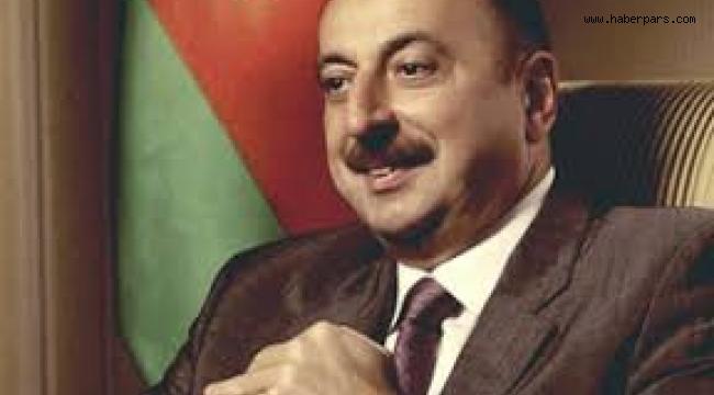 Aliyev BBC Muhabirinin Ağzının Payını Verdi.