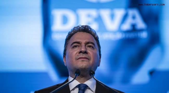 DEVA Partisi Lideri Ali Babacan Suçüstü Yakalandı.