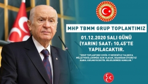 MHP Grup Toplantısını Takip Eden Kazanır.