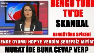 MHP Yöneticileri Bengü Türk TV İçin Neden Sessiz.