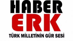 Haberin adresi olan www.habererk.com yazarına gözaltı.
