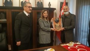 İstanbul MHP Milletvekili Arzu Erdem Diyor-ki!