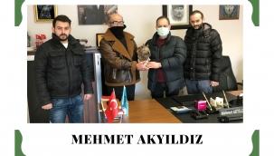 MHP İstanbul İl Başk. Yardımcısı Akyıldız.