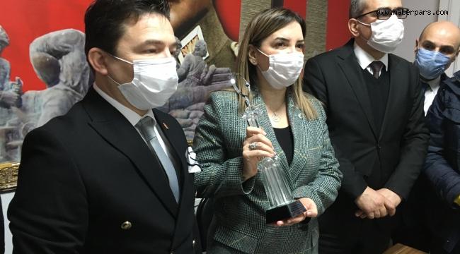 MHP Milletvekili Arzu Erdem'den Dijital Vatan Uyarısı.