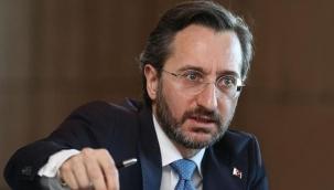 İletişim Başkanı Fahrettin Altun Medya'yı Takipte.
