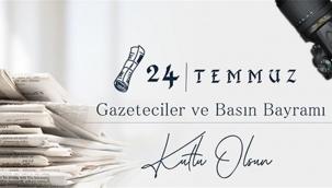 Basın Çalışanlarının Özel Günü...
