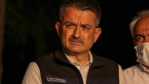 Tarım Bakanı Adeta Ders Verdi.