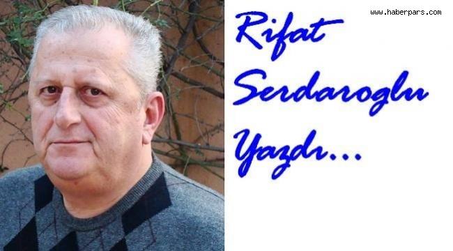 Rıfat Serdaroğlu Açtı Ağzını...