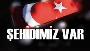 Şehidimiz Var Türkiye'm...